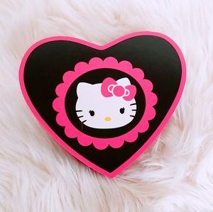 Hello Kitty mirrored heart jewelry box